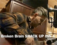 """Greetings From An Alabama Highway Hotel: EXPOSITION Track 10 """"Broken Brain."""""""