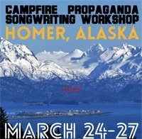 2020 CAMPFIRE SONGWRITING WORKSHOP IN ALASKA